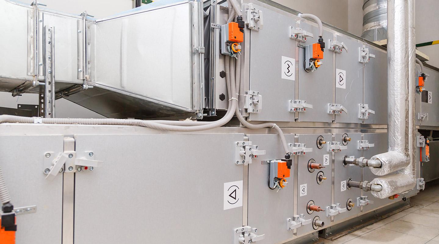 Kühlanlagen Donhauser - Lüftungstechnik