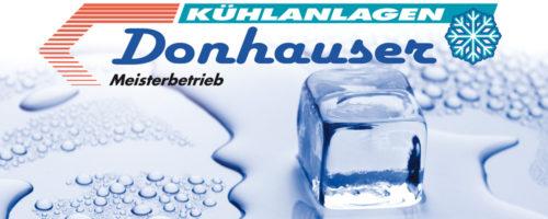 Kühlanlagen Donhauser